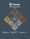 Tando Product Brochure 2019 Cover Thumbnail
