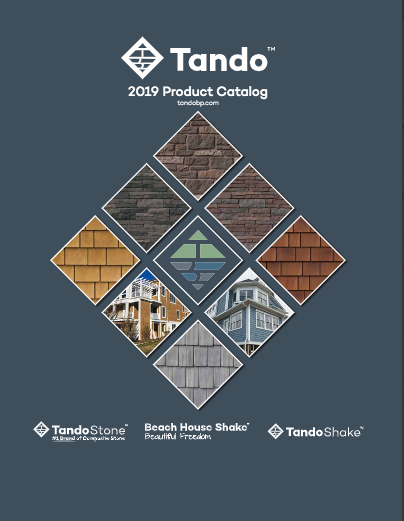 Tando Product Brochure 2019 Cover
